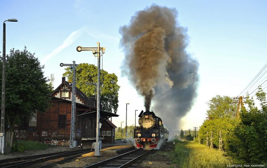 Rakoniewice, pociąg osobowy Wolsztyn - Poznań Gł.