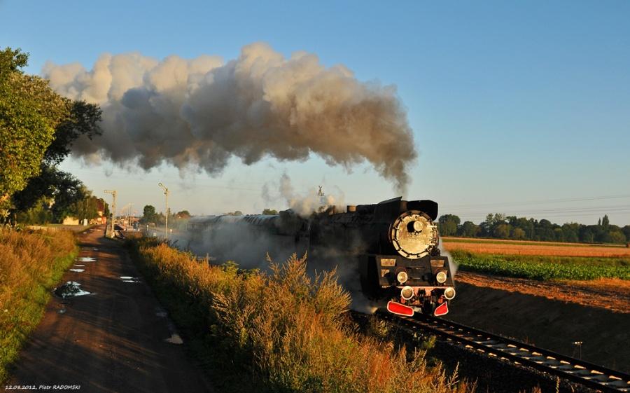 Granowo Nowotomyskie, pociąg osobowy Wolsztyn - Poznań Gł.