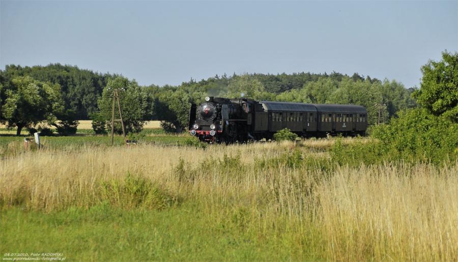 Grodzisk Wlkp., pociąg osobowy  Poznań Gł. - Wolsztyn
