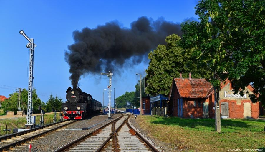 Granowo Nowotomyskie, pociąg osobowy Poznań Gł. - Wolsztyn