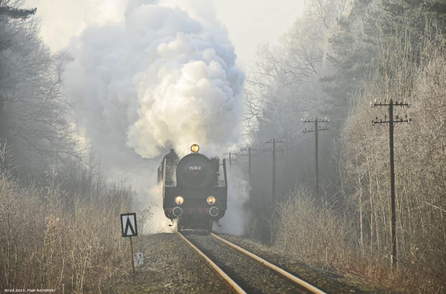 Rakoniewice. Pociąg osobowy Wolsztyn - Poznań Gł.